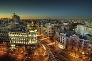 Domicilio social en Madrid