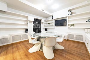 salas de reuniones moderna