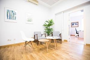 Alquiler oficinas Serrano